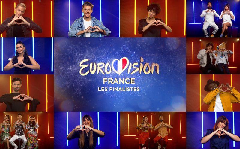 eurovision france c'est vous qui decidez