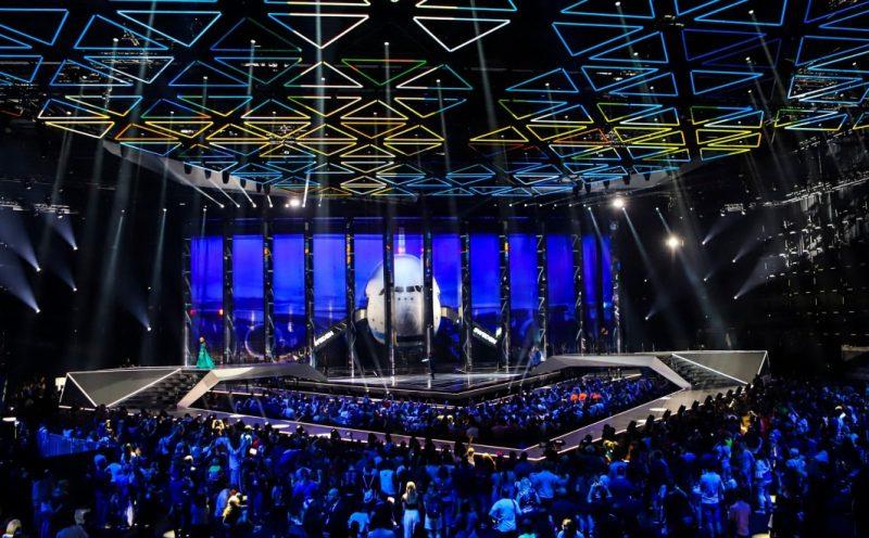 escenario tel aviv