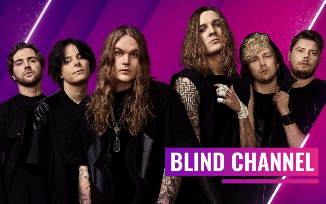 Finlandia UMK 2021 Blind Channel