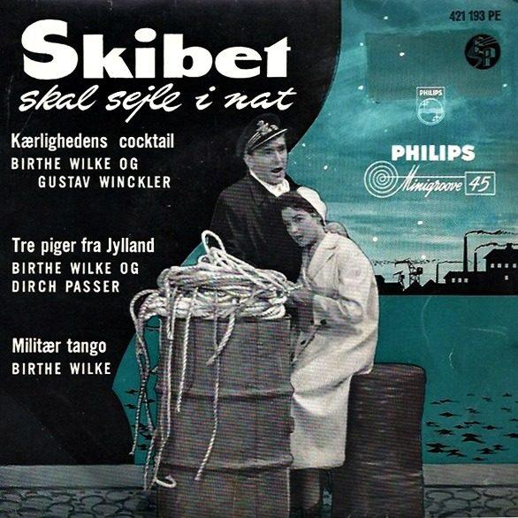 Birthe Wilke & Gustav Winckler
