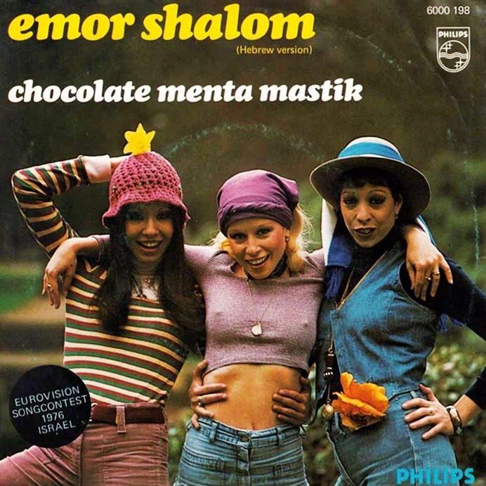 chocolate menta mastik