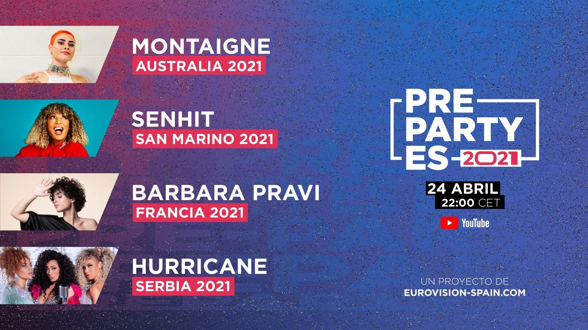 PrePartyES 2021