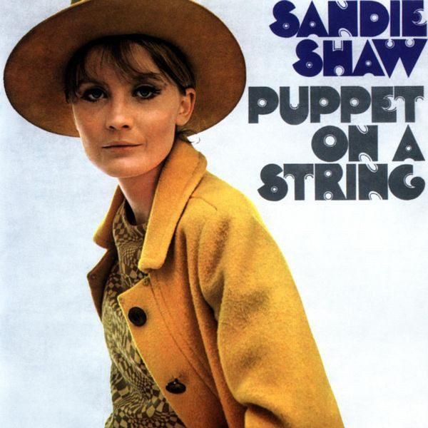 sandie shaw puppet on a string