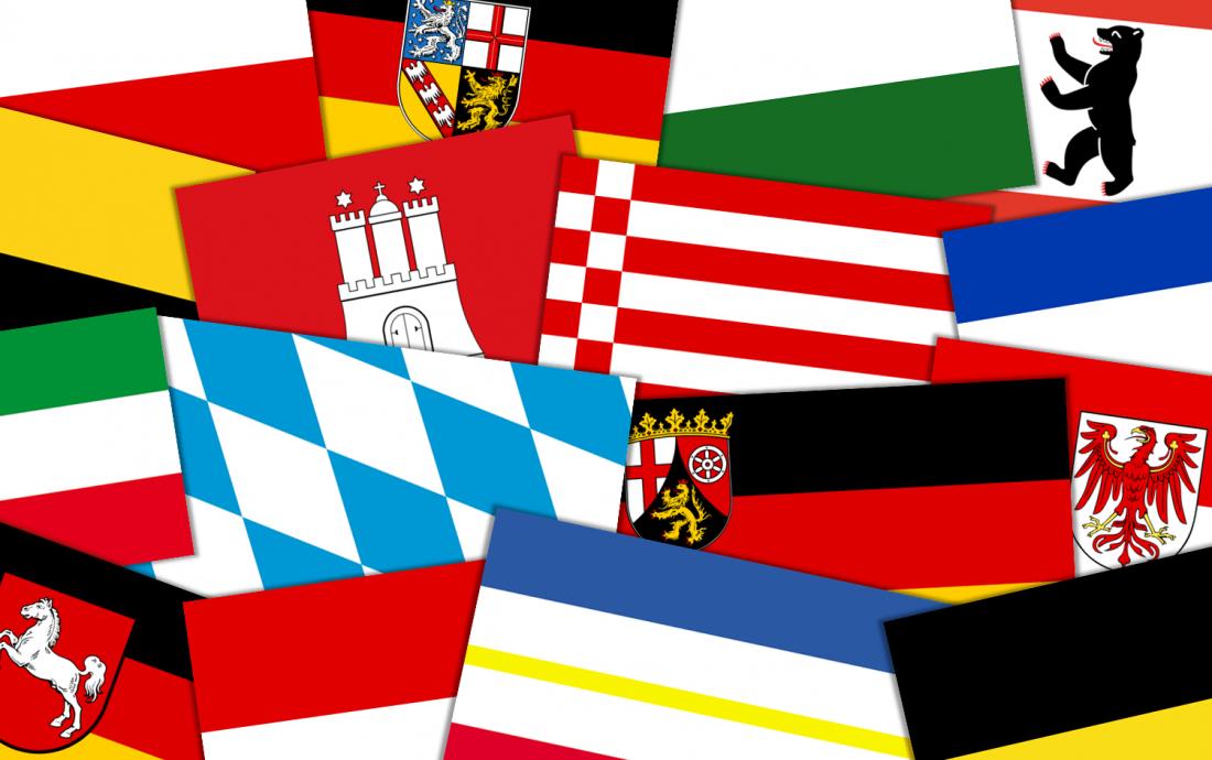 FONDO banderas alemania