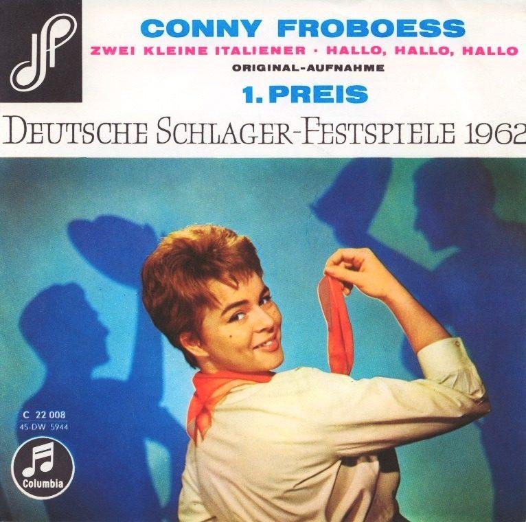 conny froboess zwei kleine italiener