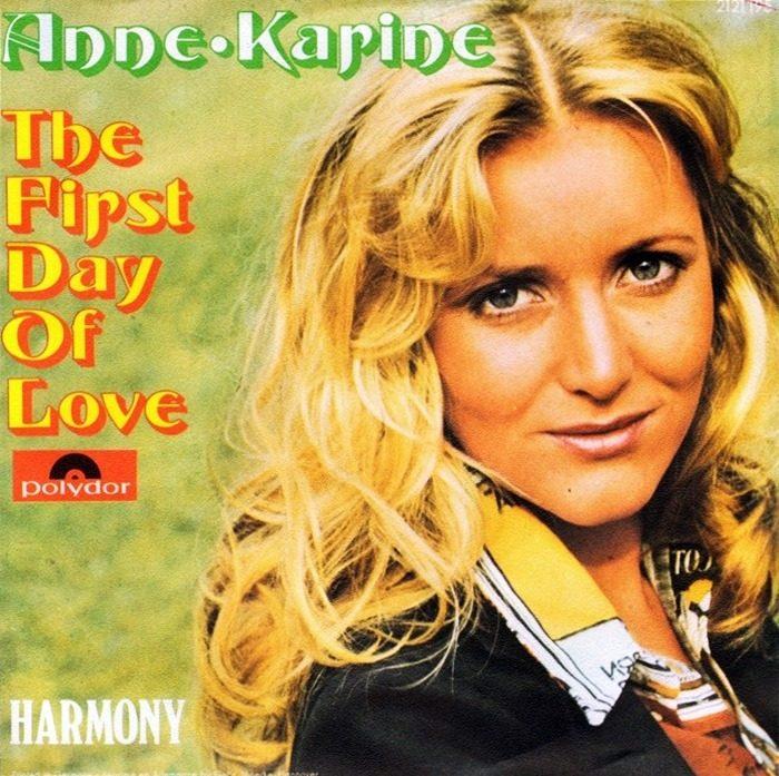 anne karine strom the first day of love