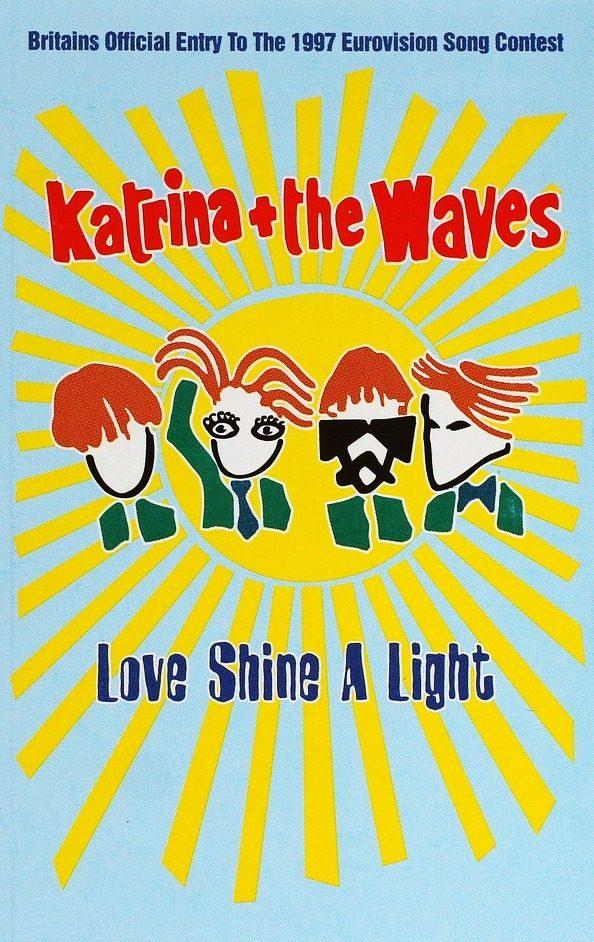 katrina and the waves love shine a light