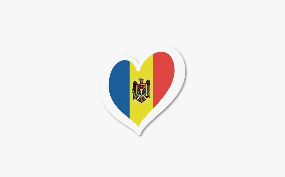 Moldavia corazon