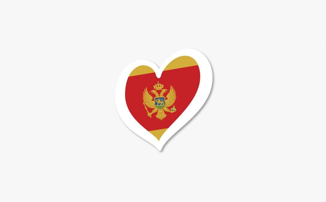 montenegro corazon
