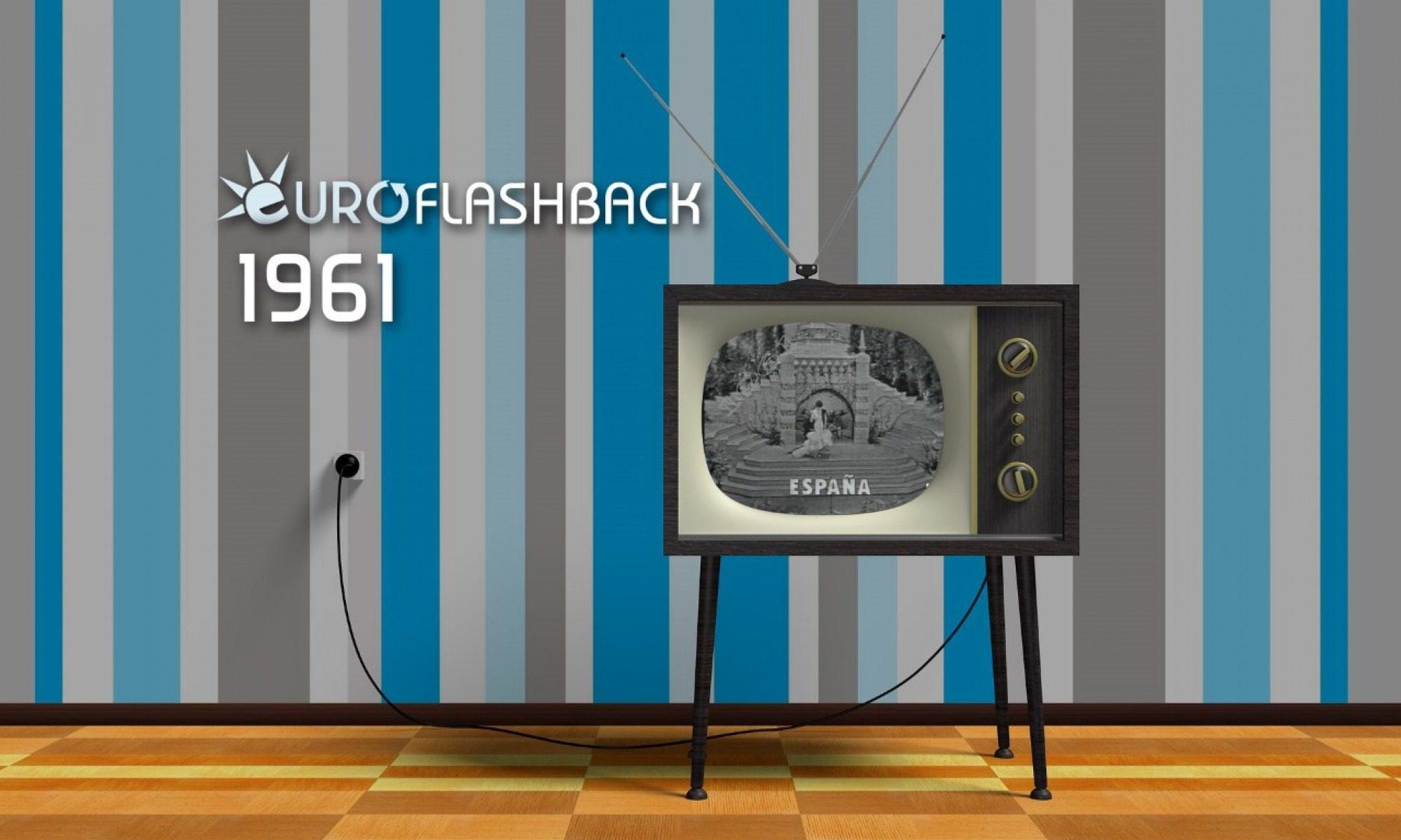 Euroflashback 1961 Cuando España Le Cantó A Europa Hace Hoy 60 Años Estando Contigo Me Siento Feliz Eurovision Spain Com